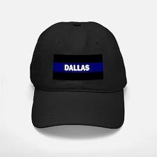 DALLAS POLICE LIVES MATTER Baseball Hat