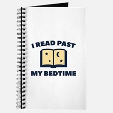 I Read Past My Bedtime Journal