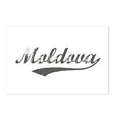 Moldova flanger Postcards (Package of 8)