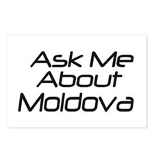Ask Moldova Postcards (Package of 8)