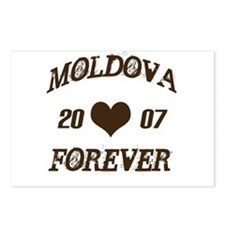 Moldova forever Postcards (Package of 8)