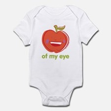 Apple of my eye Infant Bodysuit