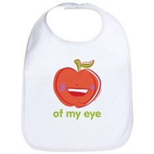 Apple of my eye Bib