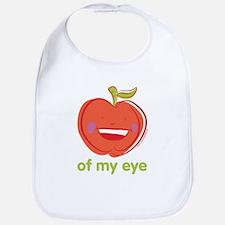 Apple of my eye Bib