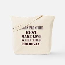 Learn best Moldova Tote Bag
