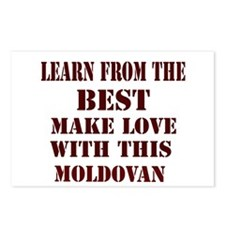Learn best Moldova Postcards (Package of 8)