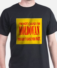 hot Moldova T-Shirt