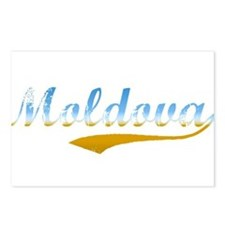 Beach Moldova Postcards (Package of 8)