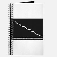 Decline Graph Journal