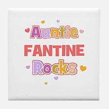 Fantine Tile Coaster