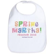 Spring Martha Bib