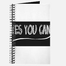 Yes You Can Blackboard Journal