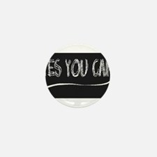 Yes You Can Blackboard Mini Button (10 pack)