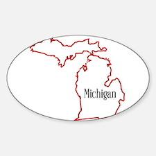 Michigan Decal