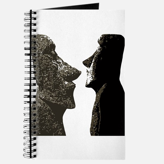 Easter Island Heads Journal