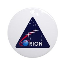 Project Orion Ornament (Round)
