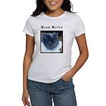 Blue Persian Cat lover's Women's T-Shirt