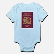 British Passport Body Suit