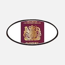 British Passport Patch