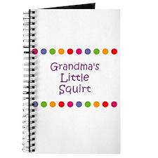 Grandma's Little Squirt Journal