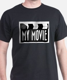 My Movie Clapperboard T-Shirt