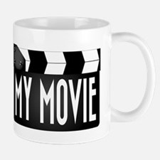 My Movie Clapperboard Mugs