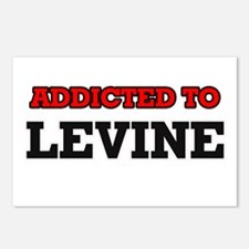 Addicted to Levine Postcards (Package of 8)