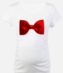 Red Bow Tie Shirt