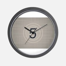 Move Countdown Wall Clock