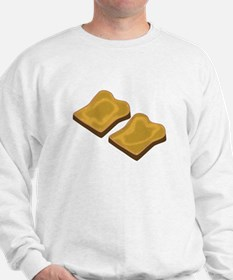 Wholemeal Toast Sweatshirt