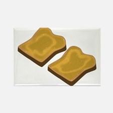 Wholemeal Toast Magnets