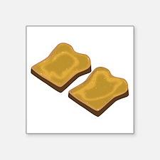 Wholemeal Toast Sticker