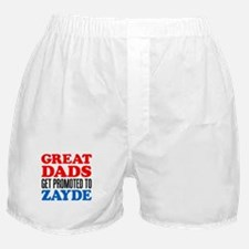 Great Dads Promoted Zayde Boxer Shorts