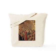 Medieval Angels Tote Bag