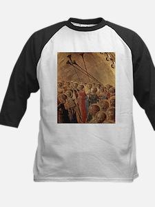 Medieval Angels Kids Baseball Jersey