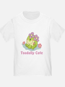 Toadally Cute T