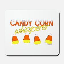 Candy Corn Whisperer Mousepad