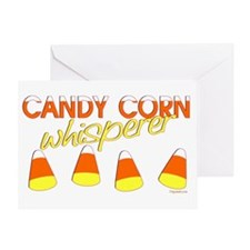 Candy Corn Whisperer Greeting Card