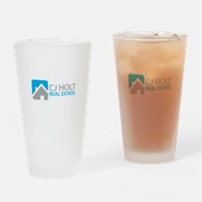 Cjhre Pint Drinking Glass