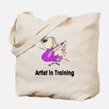 Artist in Training Tote Bag