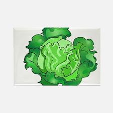 Lettuce Rectangle Magnet (100 pack)