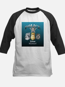 Police Lives Matter Baseball Jersey