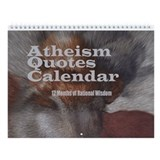 Atheist Wall Calendars