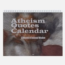 Atheist's Wall Calendar