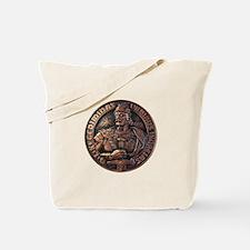 Gediminas (Duke Of Lithuania) Tote Bag