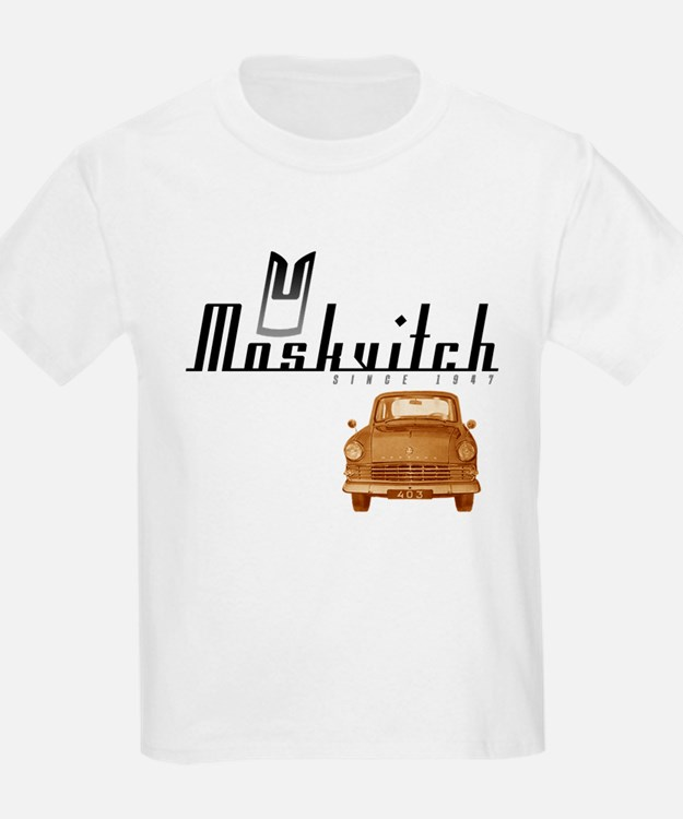 Moskvitch T-Shirt