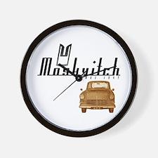 Moskvitch Wall Clock