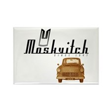 Moskvitch Rectangle Magnet