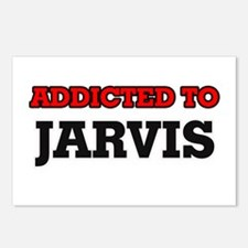 Addicted to Jarvis Postcards (Package of 8)