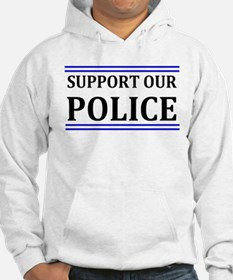 Support Our Police Hoodie